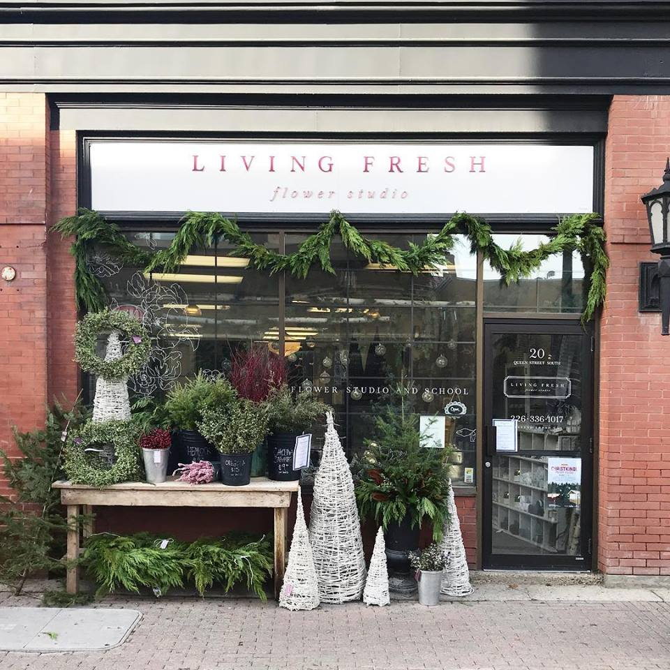 Living Fresh Flower Studio